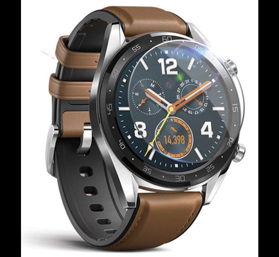 Huawei Watch glazen protector