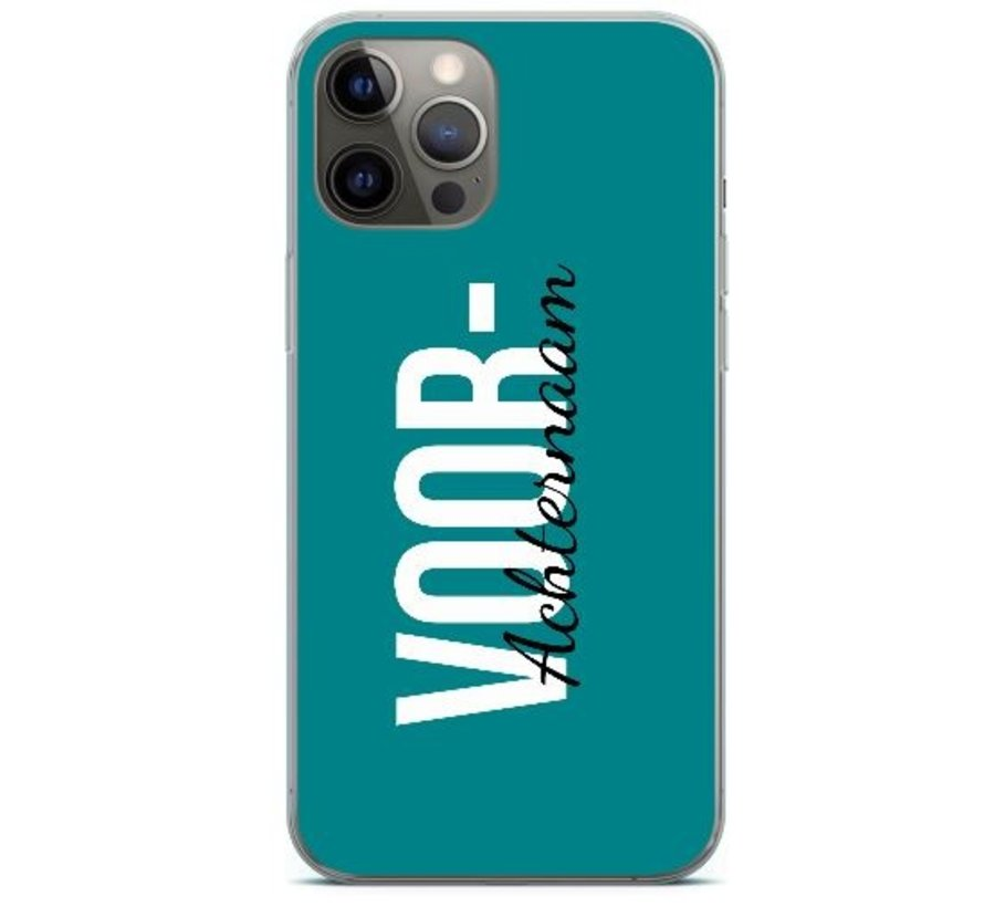Name + name case iPhone 12 Pro
