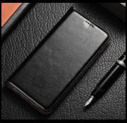 ShieldCase® Slim folio leren bookcase iPhone 11 (zwart)