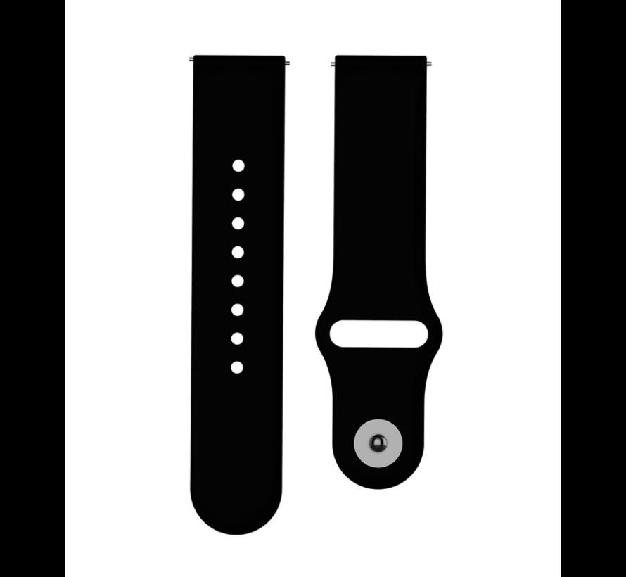 Garmin Vivoactive 3 sport bandje (zwart)