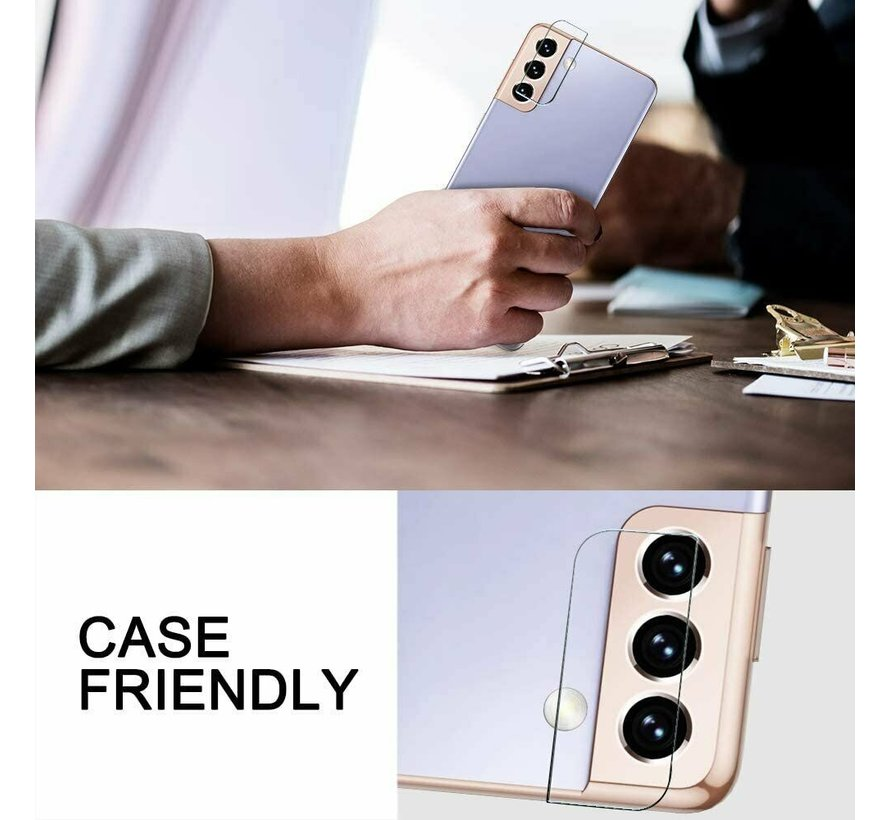 ShieldCase Camera lens protector Samsung Galaxy S21