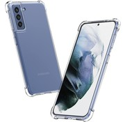 ShieldCase® Shock case Samsung Galaxy S21 FE (transparant)