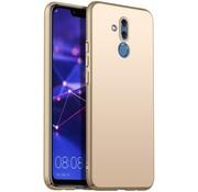 ShieldCase® Ultra thin Case Huawei Mate 20 Lite case (goud)