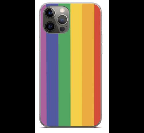 ShieldCase® ShieldCase Happy Pride Rainbow iPhone 12 Pro Max