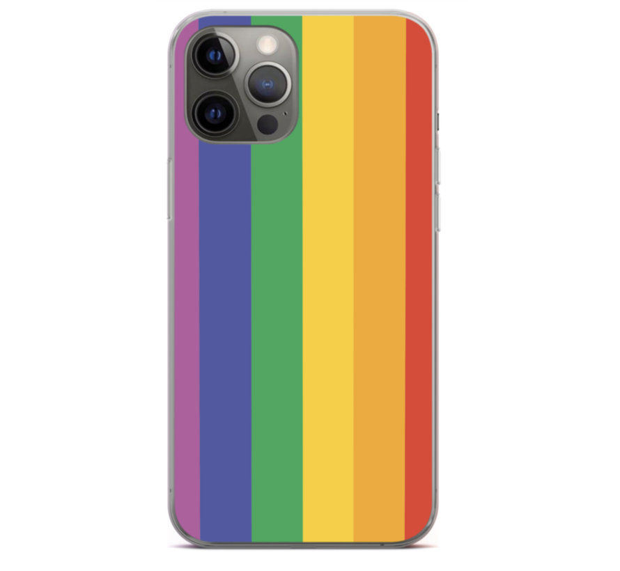 ShieldCase Happy Pride Rainbow iPhone 12 Pro Max