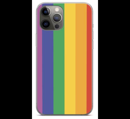 ShieldCase® ShieldCase Happy Pride Rainbow iPhone 12 Pro
