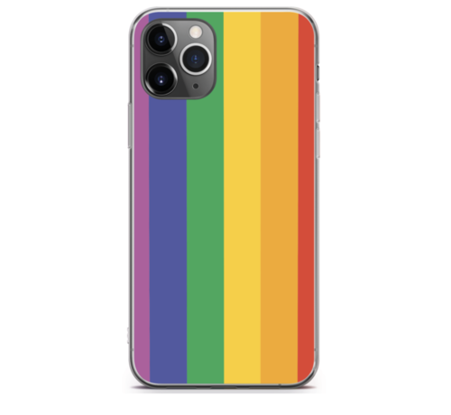 ShieldCase® ShieldCase Happy Pride Rainbow iPhone 11 Pro