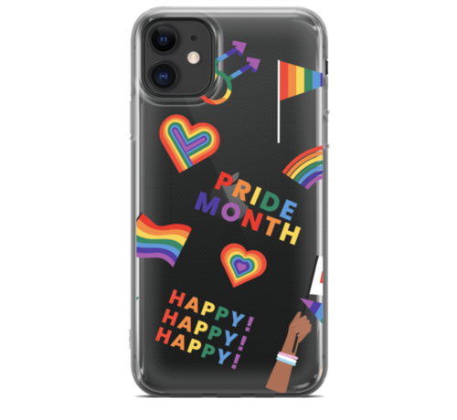 ShieldCase® ShieldCase Happy Pride Month iPhone 11