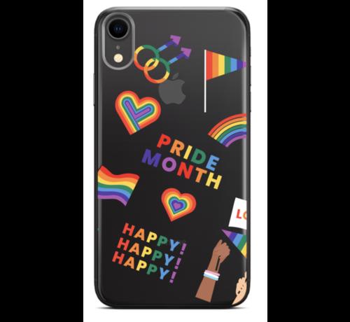 ShieldCase® ShieldCase Happy Pride Month iPhone Xr
