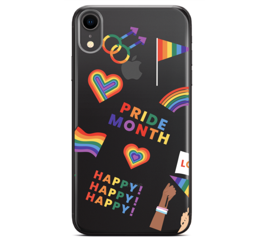 ShieldCase Happy Pride Month iPhone Xr