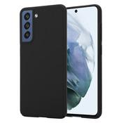 ShieldCase® Slim case Samsung Galaxy S21 FE (zwart)