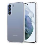 ShieldCase® Samsung Galaxy S21 FE ultra dun siliconen hoesje (transparant)