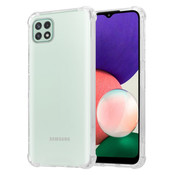 ShieldCase® Shock case Samsung Galaxy A22 5G (transparant)