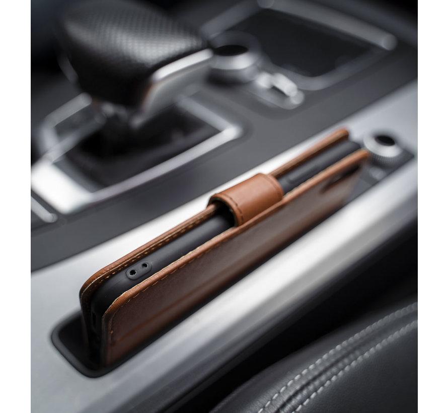Coverzs Samsung Galaxy S20 bookcase hoesje (bruin)