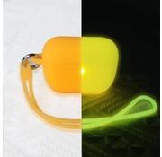 ShieldCase® Airpods Pro case glow in the dark (geel)