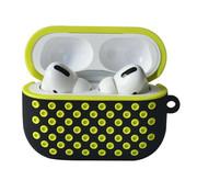 ShieldCase® Airpods Pro silicone case (zwart/geel)