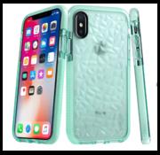 ShieldCase® You're A Diamond iPhone X / Xs hoesje (groen)