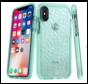 ShieldCase You're A Diamond iPhone X / Xs hoesje (groen)