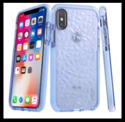 ShieldCase® You're A Diamond iPhone X / Xs hoesje (blauw)