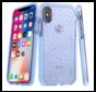 ShieldCase You're A Diamond iPhone X / Xs hoesje (blauw)