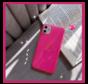 ShieldCase fluoriserend hoesje iPhone 11 (roze)
