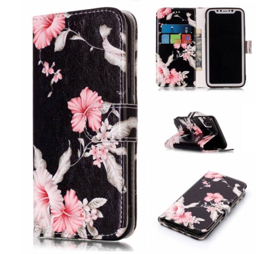 Shieldcase Flower Power iPhone 12 Pro bookcase
