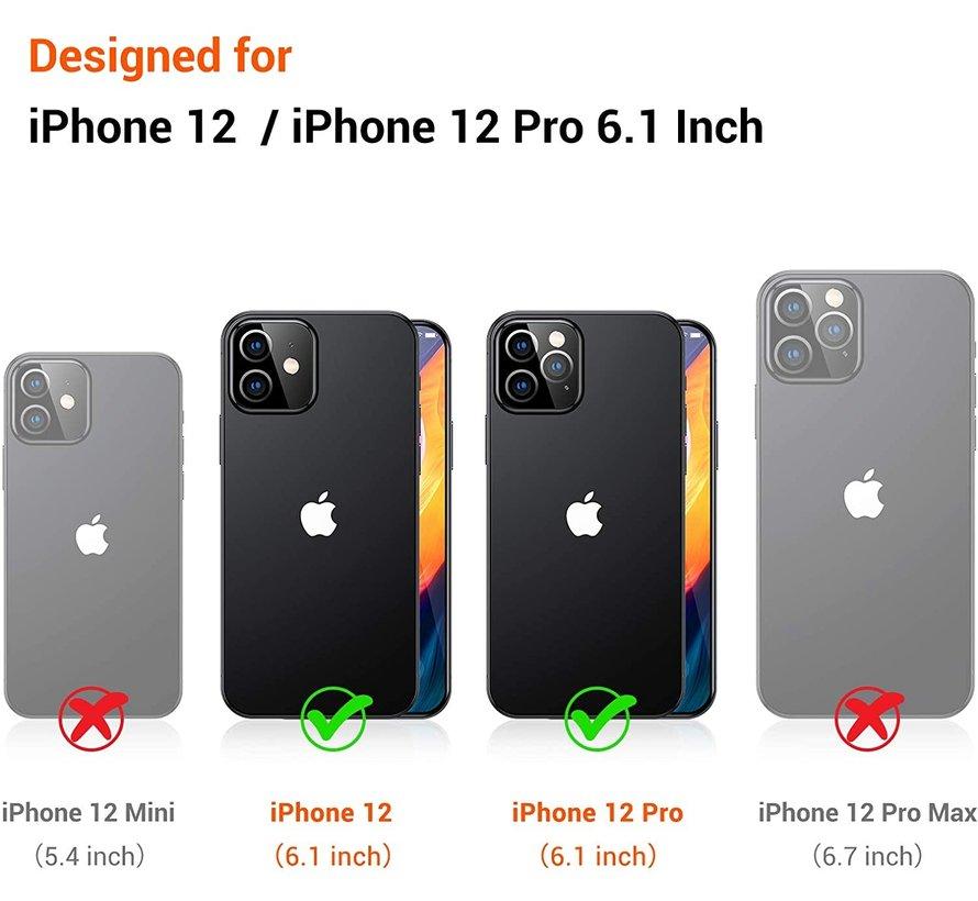 ShieldCase Blue Zebra iPhone 12 Pro case
