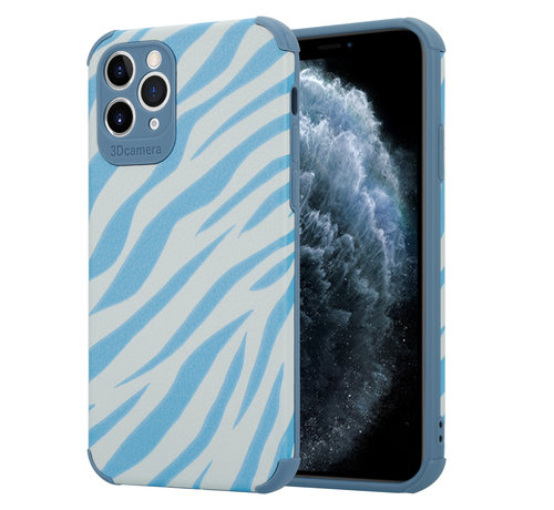 ShieldCase® ShieldCase Blue Zebra iPhone 11 Pro case