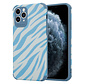 ShieldCase Blue Zebra iPhone 11 Pro case