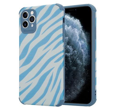 ShieldCase® ShieldCase Blue Zebra iPhone 11 Pro Max case