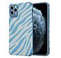 ShieldCase Blue Zebra iPhone 11 Pro Max case