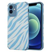 ShieldCase® Blue Zebra iPhone 12 case