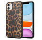 ShieldCase Brown Panther iPhone 11 hoesje