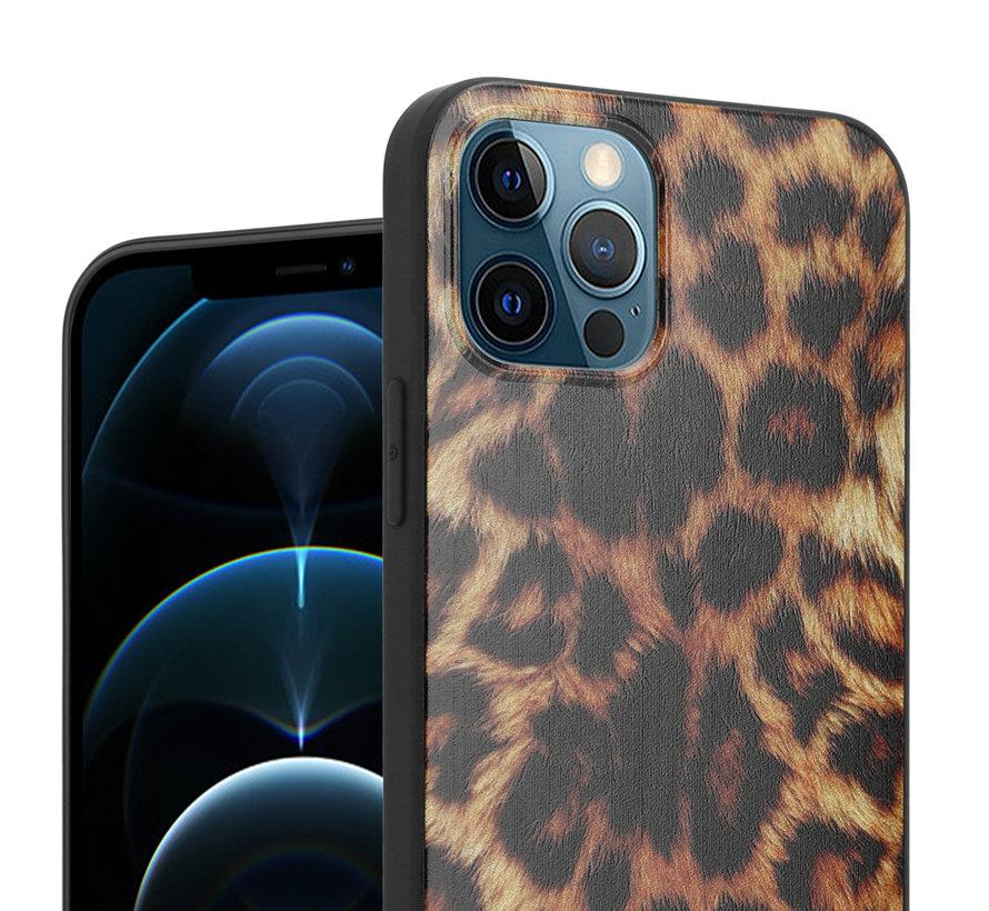 ShieldCase Brown Panther iPhone 11 Pro hoesje