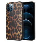 ShieldCase® Brown Panther iPhone 12 Pro hoesje