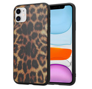 ShieldCase® Brown Panther iPhone 12 hoesje