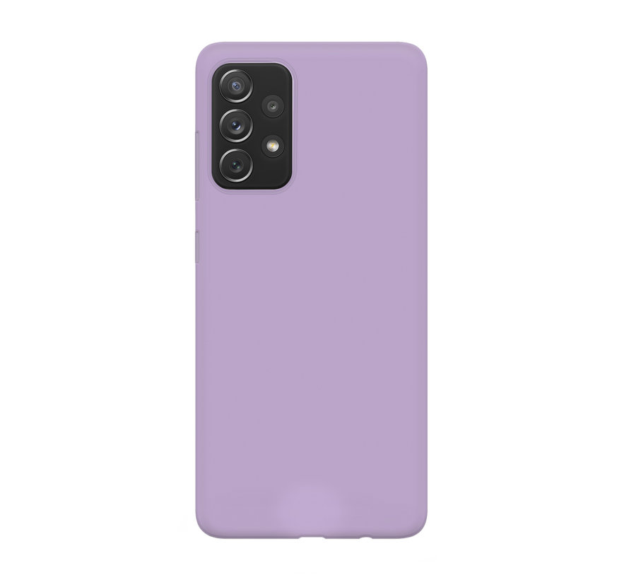 xoxo Wildhearts Pantone siliconen hoesje Samsung Galaxy A52 (Paars)
