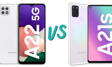 Samsung A22 5G vs A21s Galaxy Smartphones [Alle verschillen]