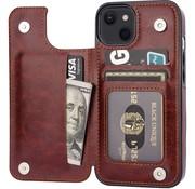 ShieldCase® iPhone 13 wallet case (bruin)