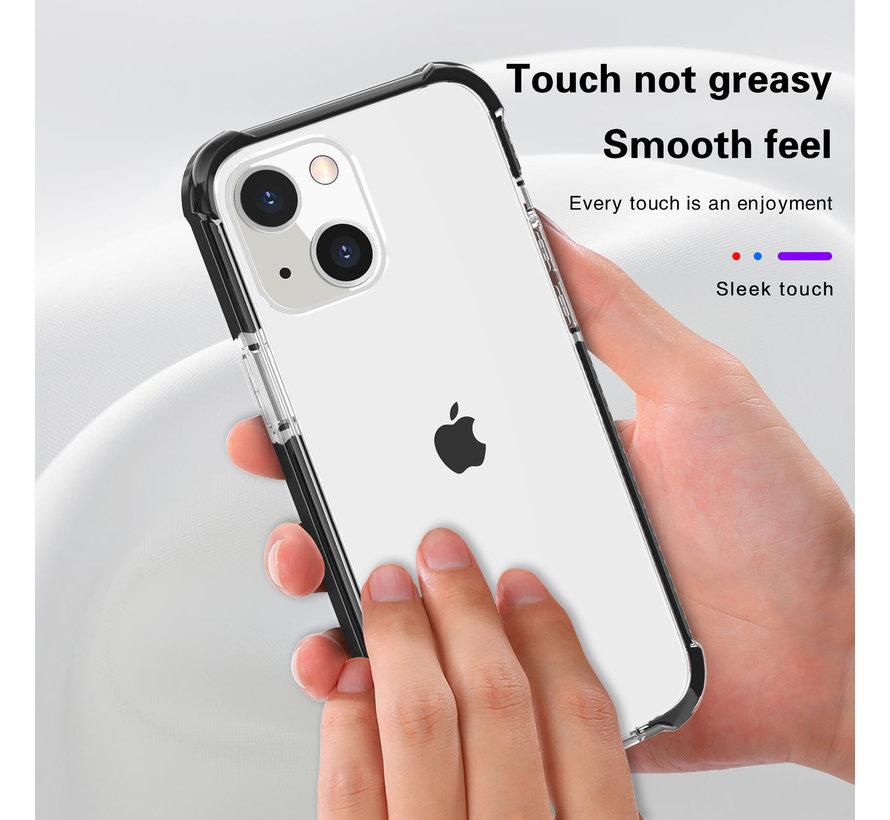 ShieldCase Bumper shock case iPhone 13 mini (zwart)