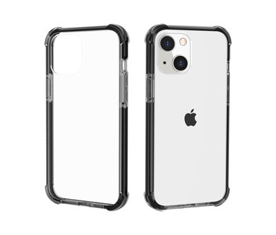ShieldCase® ShieldCase Bumper shock case iPhone 13 (zwart)