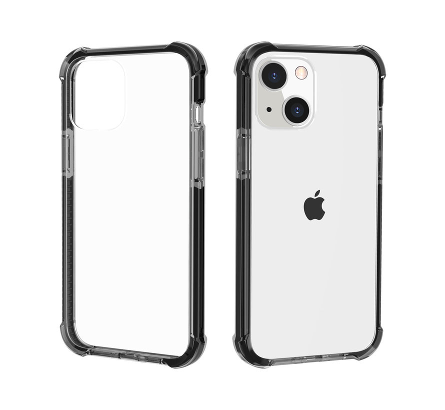 ShieldCase Bumper shock case iPhone 13 (zwart)