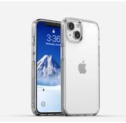 ShieldCase iPhone 13 siliconen hoesje mat (transparant)