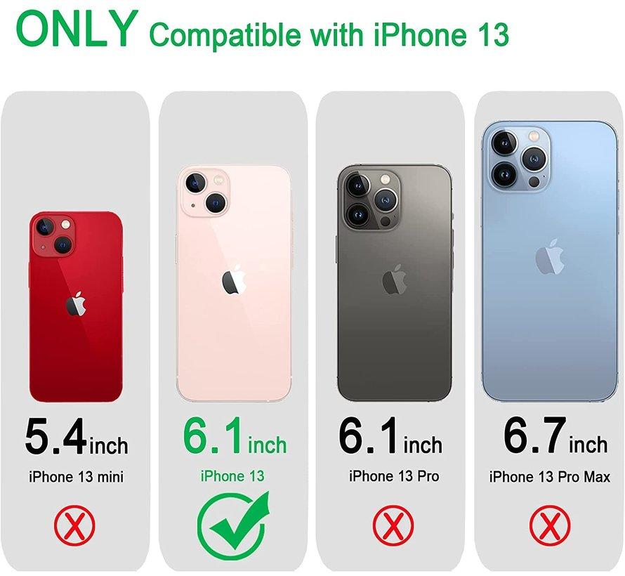 ShieldCase doorzichtig hoesje iPhone 13