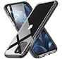 ShieldCase Bumper case iPhone 11 Pro Max (transparant-zwart)