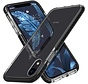ShieldCase Bumper case iPhone Xr (transparant-zwart)