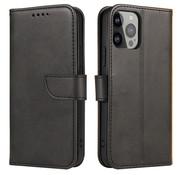 ShieldCase® iPhone 13 Pro bookcase (zwart)