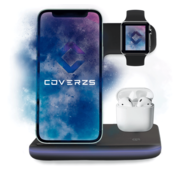 Coverzs Coverzs 3-in-1 Draadloze Docking