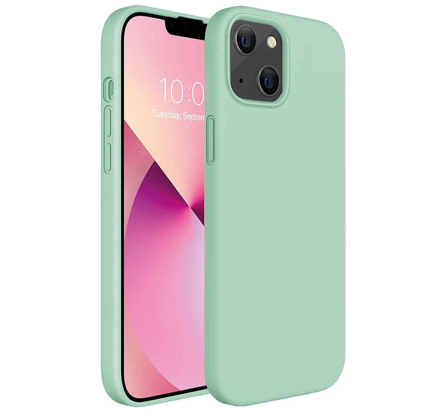 ShieldCase iPhone 13 silicone case (aqua)
