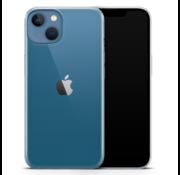 ShieldCase® Ultra thin silicone case iPhone 13 (transparant)